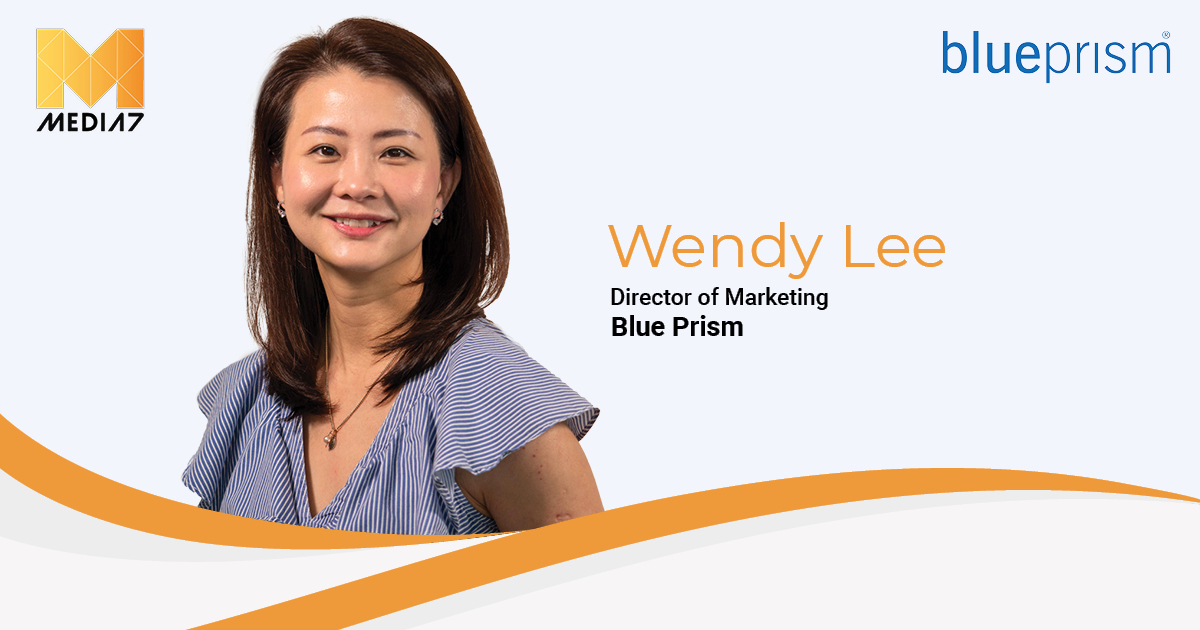 Q&A with Wendy Lee, Director, Marketing - APAC at Blue Prism