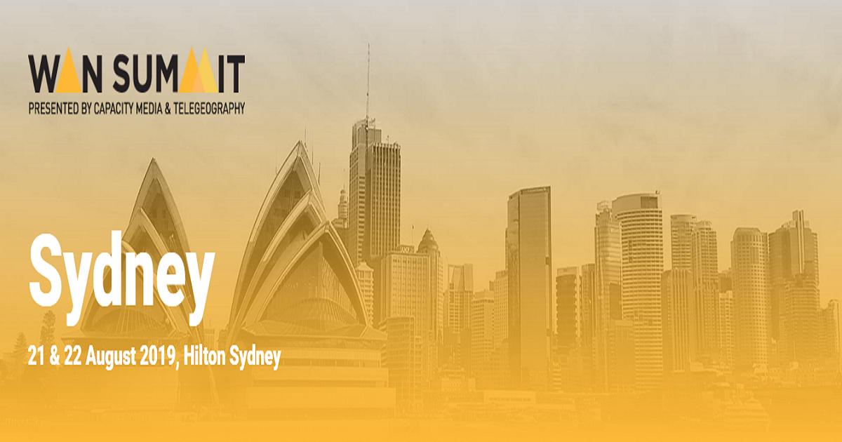 WAN Summit Sydney