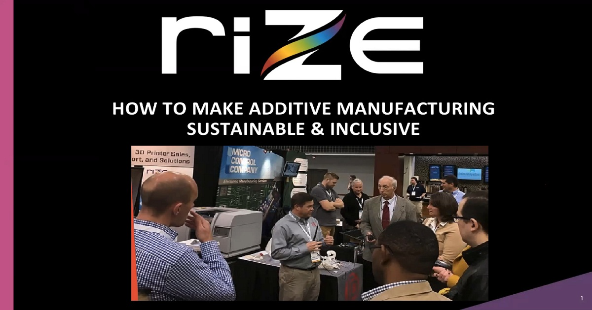 How to Make Additive Manufacturing More Sustainable and Inclusive
