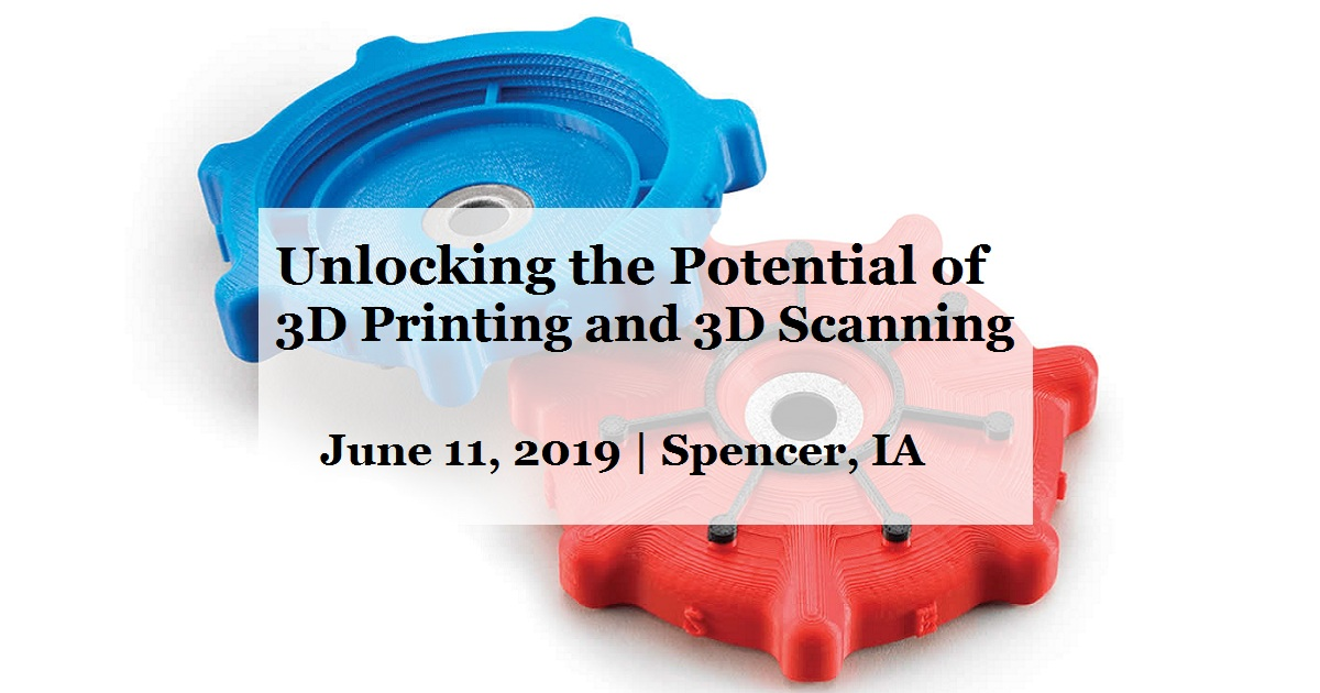 Unlocking the Potential of 3D Printing and 3D Scanning