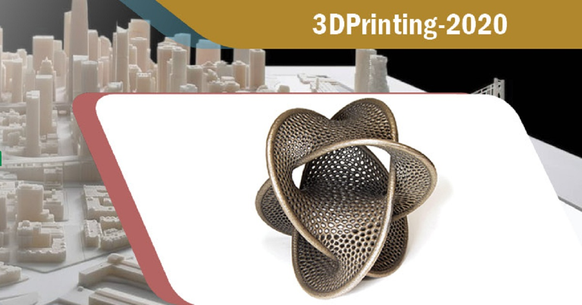 Global Congress and Expo on Advances in 3D Printing & Modeling