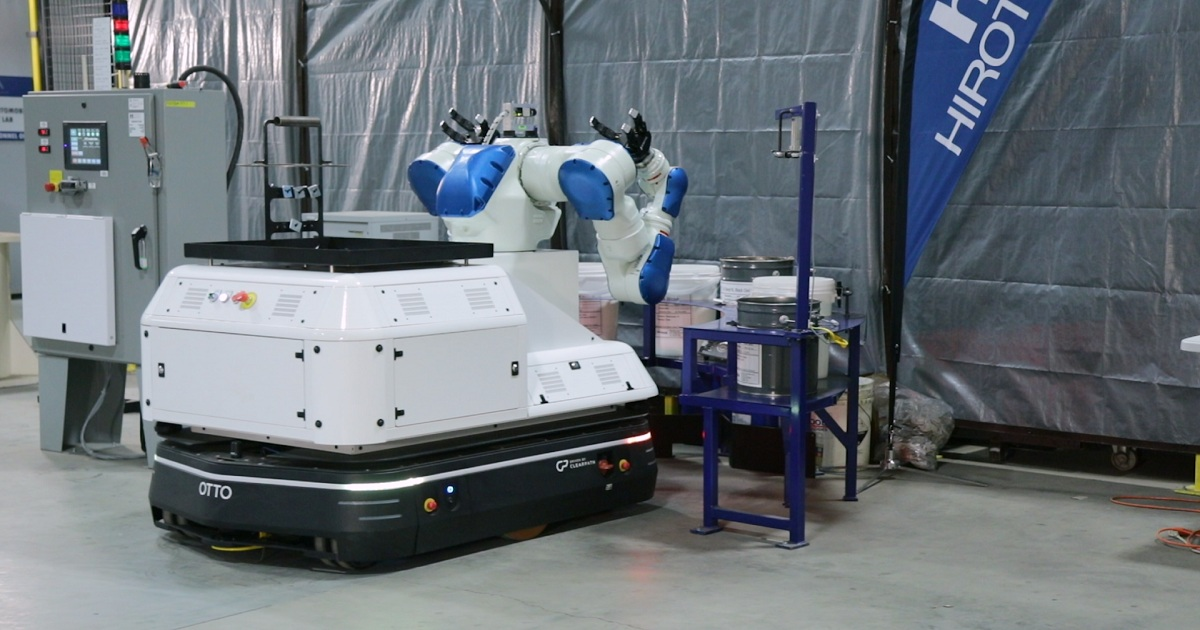 Industrial Robots for Lights-Out Manufacturing