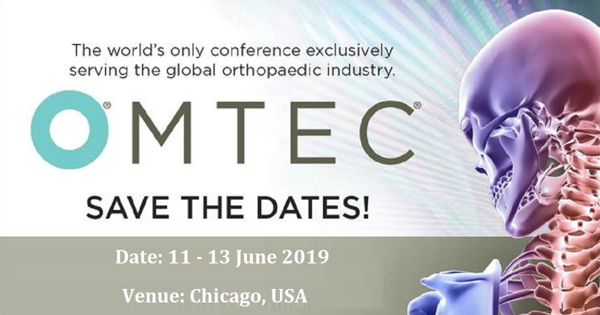 Orthopaedic Manufacturing & Technology Exposition and Conference