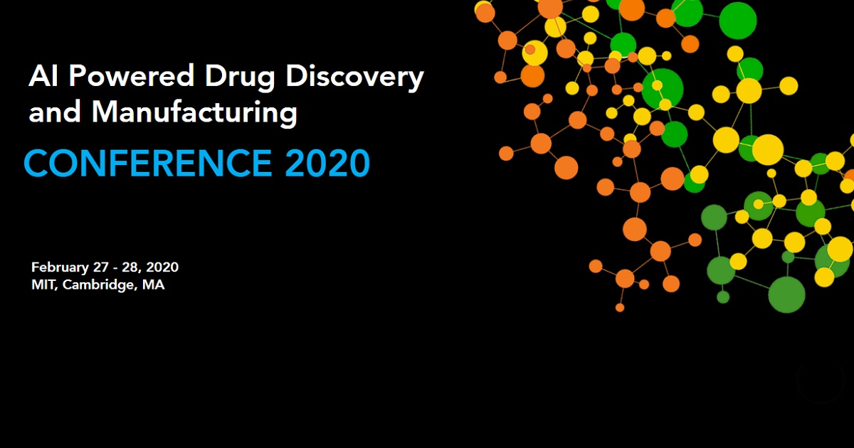 AI Powered Drug Discovery and Manufacturing Conference 2020