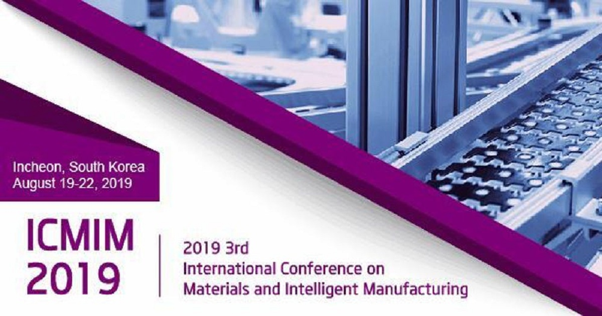 International Conference on Materials and Intelligent Manufacturing