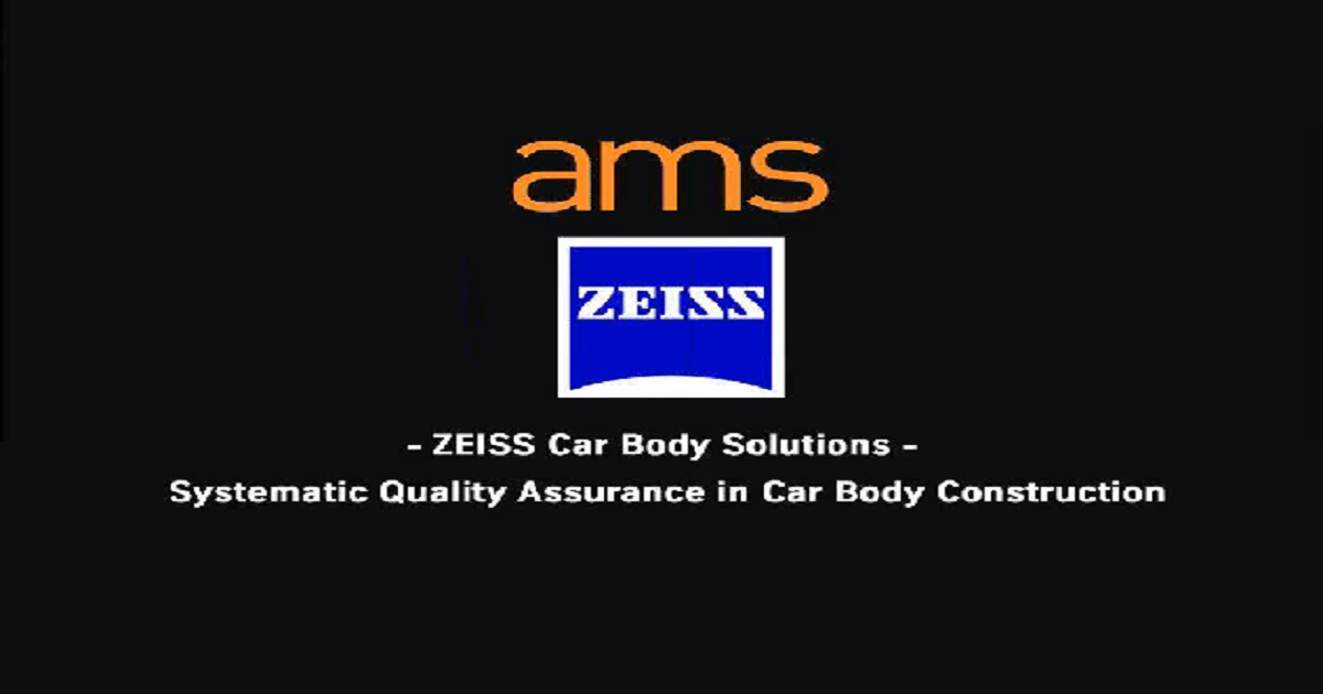 ZEISS Webinar: Systematic quality assurance in car body construction