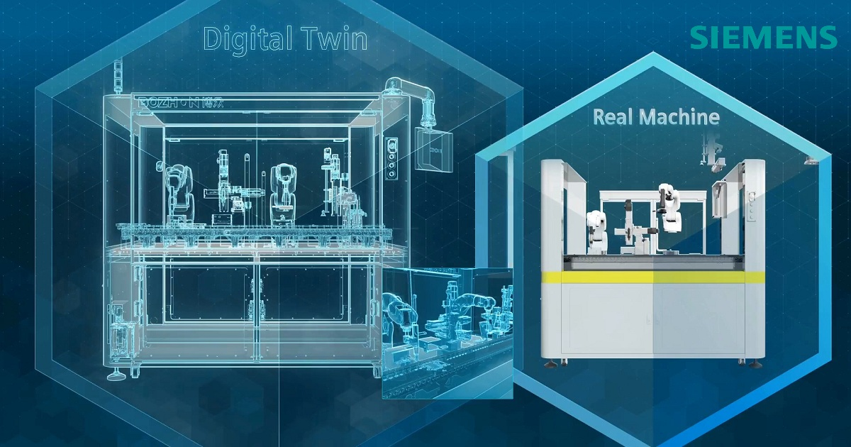 Concept to realization: Digital Twin in Manufacturing
