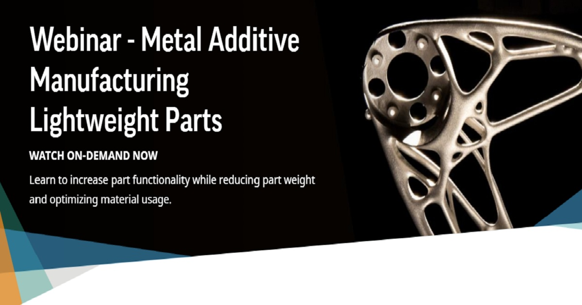 Metal Additive Manufacturing Lightweight Parts