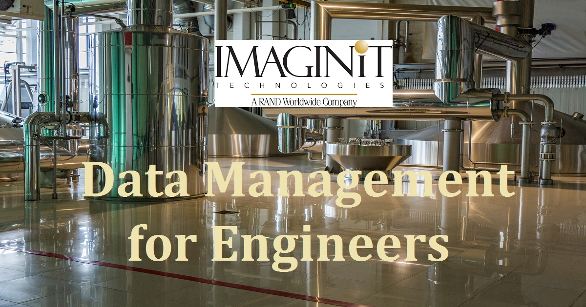 Data Management for Engineers