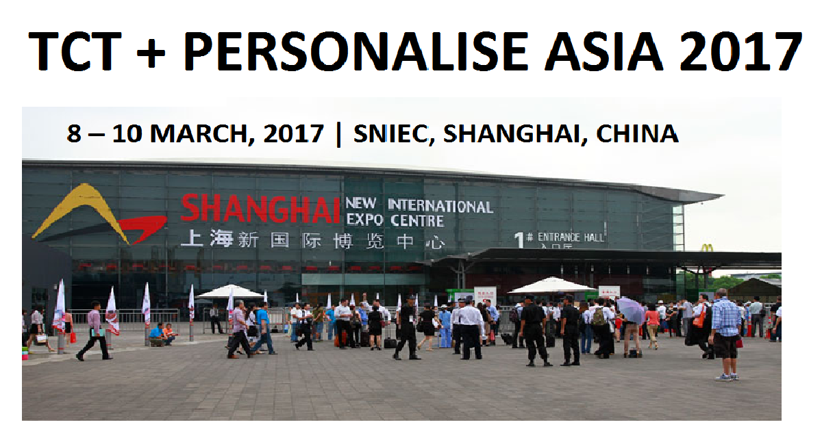 TCT + PERSONALISE ASIA 2017