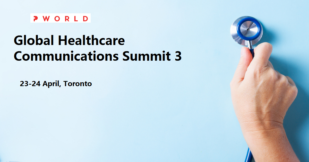 Global Healthcare Communications Summit 3