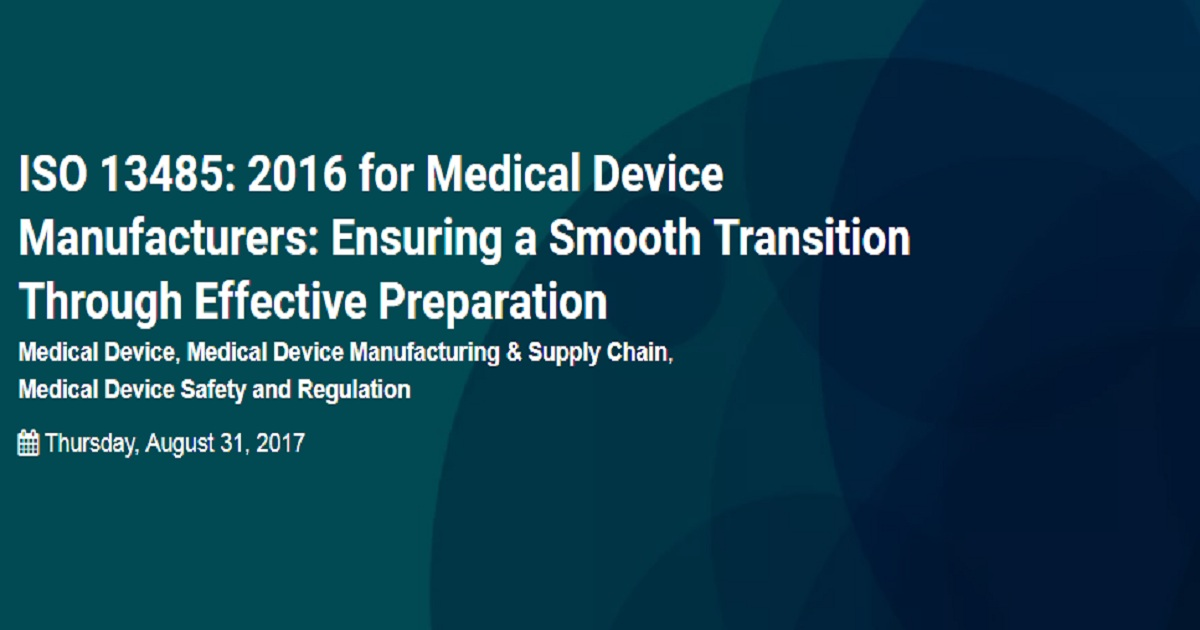 Medical Device Manufacturers: Ensuring a Smooth Transition Through Effective Preparation