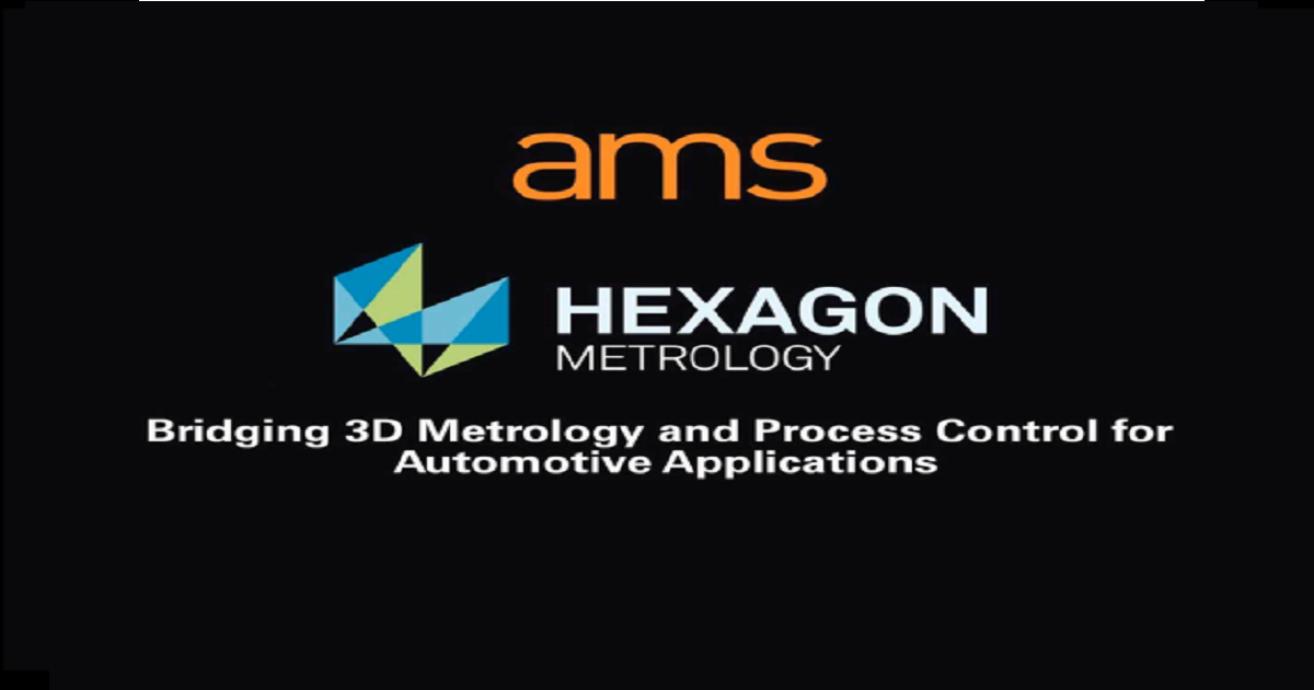 Hexagon Metrology: Bridging 3D Metrology & Process Control for Automotive Applications
