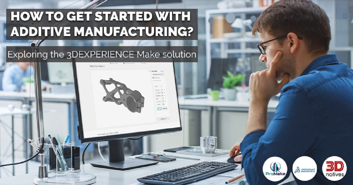 How to get started with Additive Manufacturing?