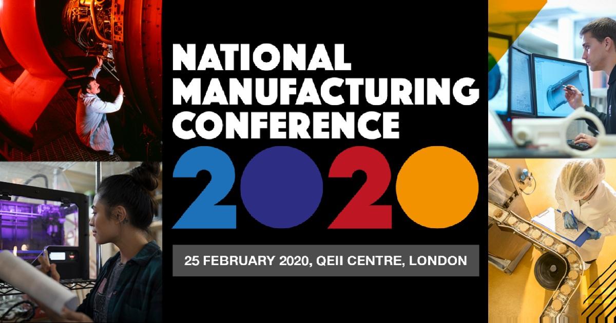 Make UK National Manufacturing Conference 2020