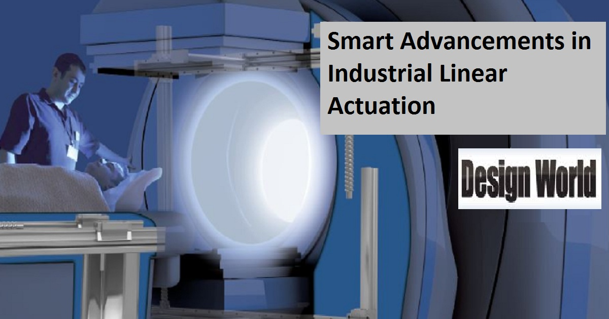 Smart Advancements in Industrial Linear Actuation