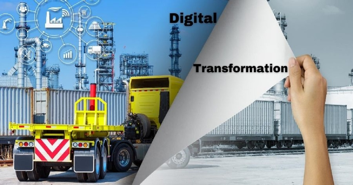 WHY DIGITAL TRANSFORMATION IN MANUFACTURING IS IMPERATIVE